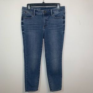 Talbots 6P Flawless Ankle Denim Pant